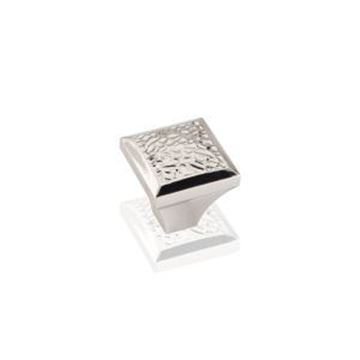 """Picture of 1-1/4"""" Hammered Texture Cabinet Knob"""