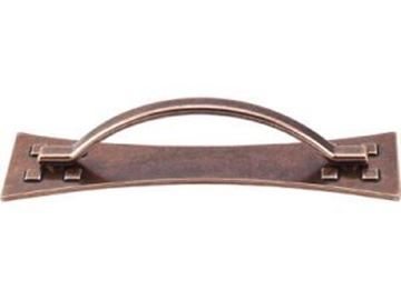 """Picture of 3 3/4"""" CC Pull & Backplate"""
