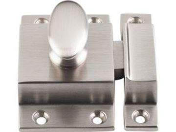 """Picture of 2"""" Latch Brushed Satin Nickel"""