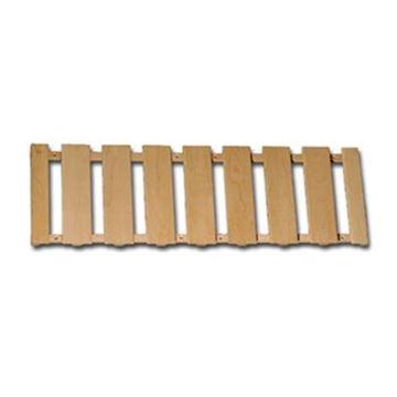 Picture of Handcarved Solid Wood Stemware Rack (SR2)