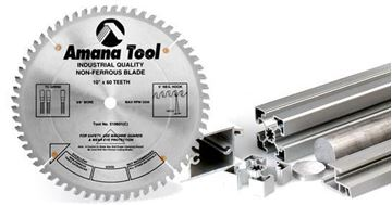 """Picture of 10"""" Carbide Tipped Cutting Saw Blades"""