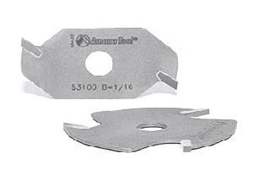 """Picture of 1-7/8"""" Carbide Tipped Slotting Cutter 3 Wing"""