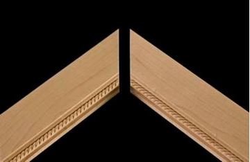 Picture of Cabinet Door Stile Moulding