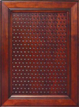 Picture of Basketweave Embossed Panels