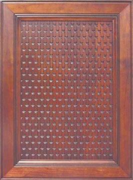 Picture of Basketweave-Plywood Embossed Panels