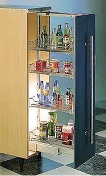 Picture of  Heavy Duty Tall Unit  Pull-out (HA 131-C)