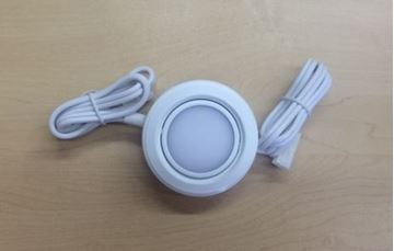 Picture of Super Bright L.E.D. Warm White Puck Light