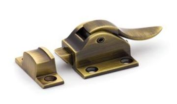 "Picture of 1 3/8"" Ice-Box Style Cabinet Latch"