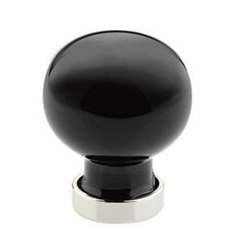 "Picture of 1 1/4"" Bristol Crystal Knob"