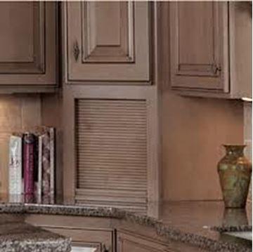 Picture of Corner Appliance Garage Ash (A0100AUF1)