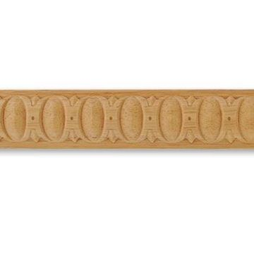 Picture of Architectural carved Moulding Red Oak (843O)
