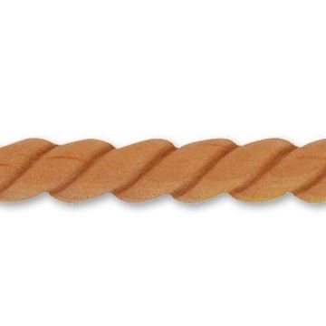 Picture of  Architectural Half Rope Moulding Maple (893M)
