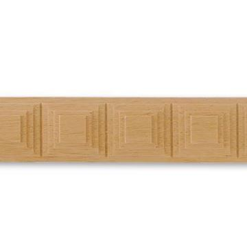 Picture of Architectural carved Moulding Red Oak (861O)