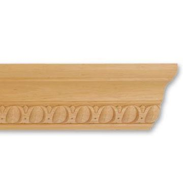 Picture of Architectural carved wood Moulding Ramin (917RM)