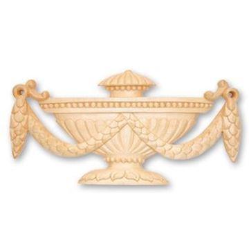 Picture of Handcarved Applique Onlay Oak (401K)