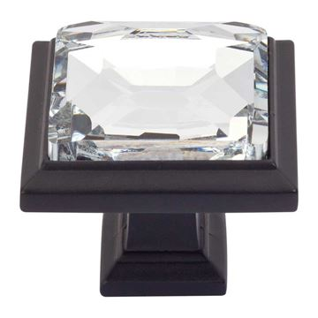 """Picture of 1-1/4"""" Legacy Crystal Knob"""