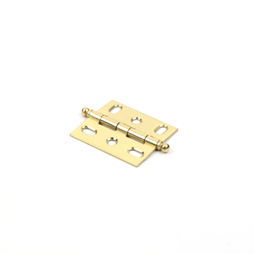 """Picture of 1-3/4"""" x 2-1/2"""" Brass Hinges"""