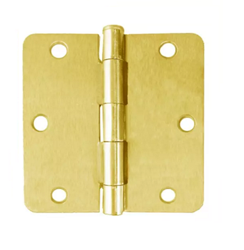"""Picture of 3-1/2"""" x 3-1/2"""" Plain Boaring Hinge"""